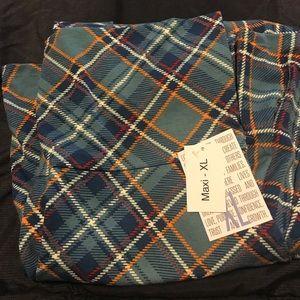 Plaid Maxi Skirt!!!
